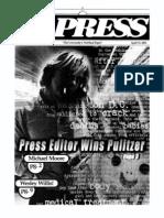 The Stony Brook Press - Volume 23, Issue 12