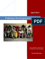 Pakistan Development Update0April02014