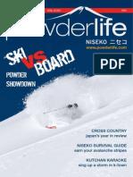 Powderlife Magazine Issue no.11