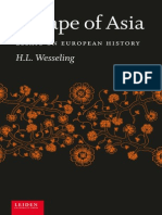 Wesseling Henk, A Cape of Asia Essays on European History