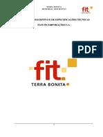 Memorial Descritivo - Terra Bonita - Novo