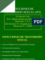 Enfermedades de transmisión sexual Dr .CORTI 2009