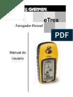 Manual Do Usuário-GPS ETREX