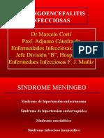 MENINGOENCEFALITIS INFECCIOSAS Actualizada 01-02-09 CORTI