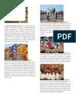 Bailes Típicos de Brasil ILUSTRADO