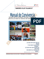 Manual de Convivencia BORRADOR