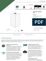AirPort TimeCapsule de 2TB - Apple Store (España)
