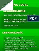 Ml Lesionologã A