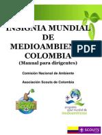 Manual Para Dirigentes Insignia Mundial de Ambiente