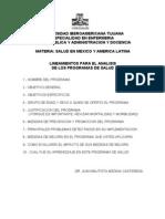 ANALISIS DE PROGRAMAS PRIORITARIOS IBERO