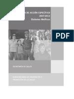 PROGRAMA DIABETES 2007-2012