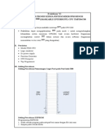 ANALISIS PROSES KERJA SISTEM MIKROPROSESOR OBSERVASI (NMI) ̅ (MASKABLE INTERRUPT) CPU TMP284C00