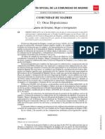 Orden 4666-2010 Gestion de Empleo
