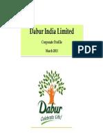 Corporate Presentation Dabur