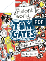 The Brilliant World of Tom Gates by Liz Pichon Chapter Sampler
