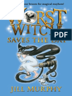 The Worst Witch Saves the Day Chapter Sampler