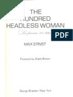 100 Headless Woman / La Femme 100 Têtes