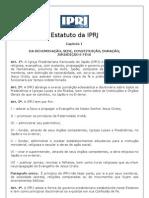 Estatuto da IPRJ