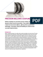 Basics of Flexible Bellows Couplings
