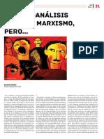 Gruner Psicoanálisis Marxismo