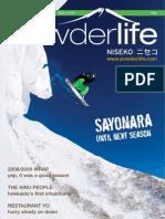Powderlife Magazine Issue no.17