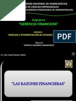 Analisis Ratios Financieros
