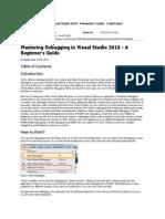 Mastering Debugging in Visual Studio 2010