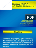 Aula 8 IP2013 - Estimacao