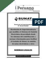 Separata Especial 2 Normas Legales 28-06-2014 [TodoDocumentos.info]