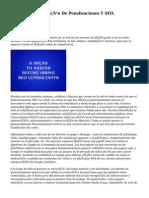 Restauración De Penalizaciones Y SEO.