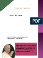 CARATA APOSTÓLICA