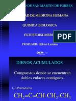 TQB10 - Estereoisomería