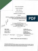 [Parents of Minor Child] v. Chalet - LA Court of Appeals