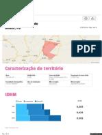 AtlasIDHM2013 Perfil Belem Pb