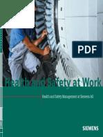 Seguridad e Higiene Siemens