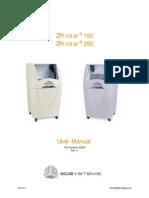 ZPrinter 150 and 250 User Manual