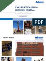 _Las Buenas Prácticas en La Exploración Mineral