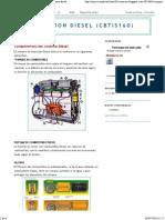 Inyeccion Diesel (Cbtis160)_ Componentes Del Sistema Diesel