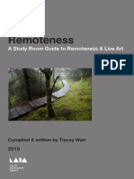 Remoteness