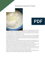 30-06-14 Diariomarca Capacita SSO a 60 Productores de Queso en Tlaxiaco