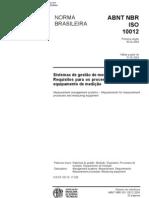 NBR ISO 10012 - 2004[1] (1)