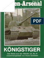 Waffen Arsenal - Band 127 - Königstiger