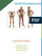 SEMIOLOGIA osteoarticulomuscular