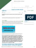Metodo Para Hacer Un Traspaso de Credito Infonavit