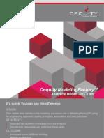 CEQUITY_Analytics_CEquity_Modeling_Factory