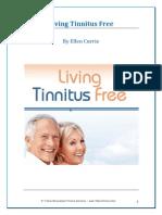 Living Tinnitus Free