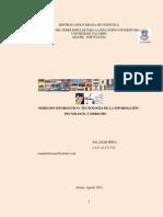 Derecho Informático- Tecnología y Derecho