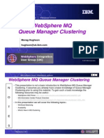 201307 - WMQ01 - MQ Clustering