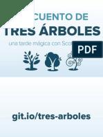Cuento de Tres Arboles - Introducción a GIT