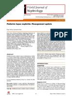 Pediatric Lupus Nephritis
